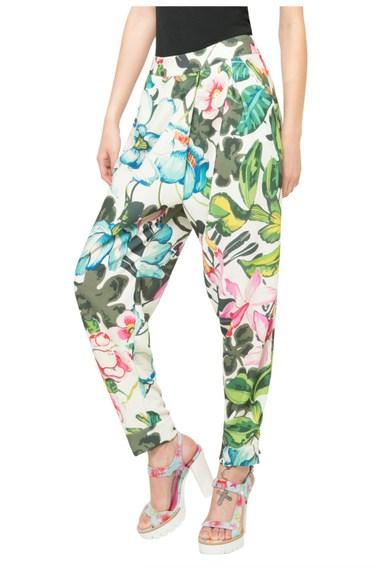 Desigual FLOREADO pants. $149.95. Spring-Summer 2016