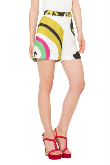 Coming soon: Desigual NEMU shorts by Lacroix. $105.95. Spring-Summer 2016.