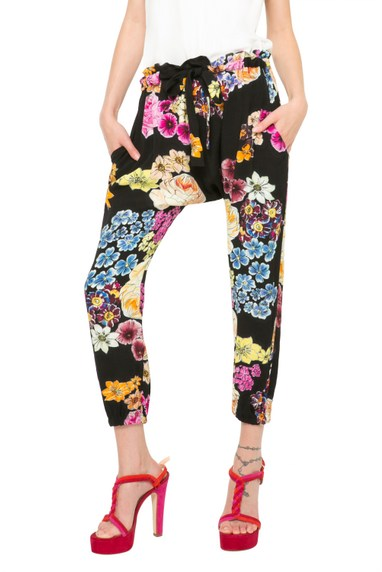 Desigual OBOE pants by Christian Lacroix. Spring-Summer 2016