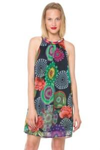 Desigual AYA dress. $139.95. Spring-Summer 2016.