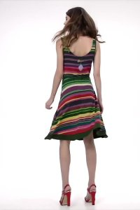 Back of JUDITHH dress. $105.95. Spring-Summer 2016 collection,