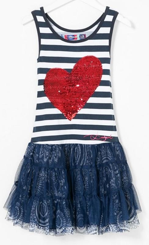 Desigual.kids.OKLAHOMA.dress.C$95.95.reversible.sequins.heart.nautical.stripes.SS2016.61V32H5_500161V32H5_5001