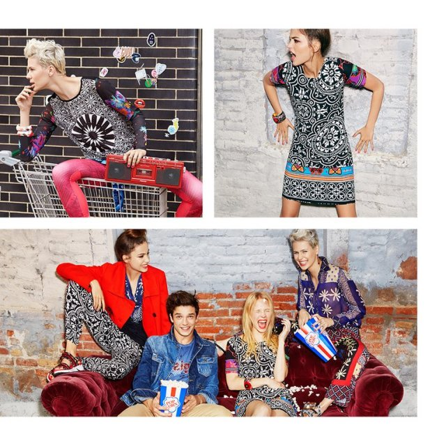 Desigual.Spring.collection.launch.SS16
