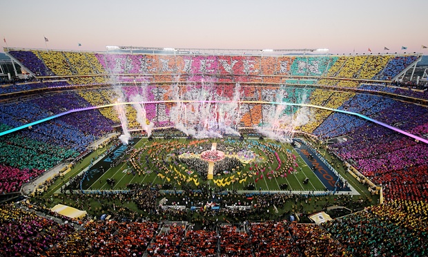 Panorama.Levi's.Stadium.Superbowl.Coldplay