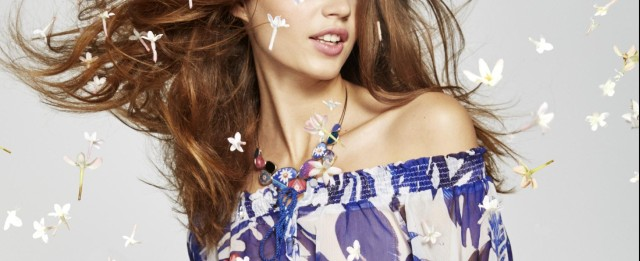 Desigual's Spring-Summer 2016 collection, now at Angel