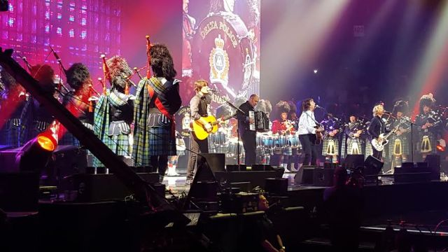 Delta.Police.Pipe.Band.Paul.McCartney.Vancouver.April20.2016
