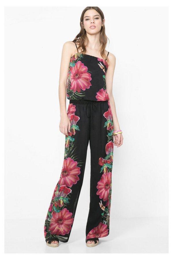 Desigual BARACK one-piece jumpsuit (onesie).$155.95. Spring.Summer 2016.