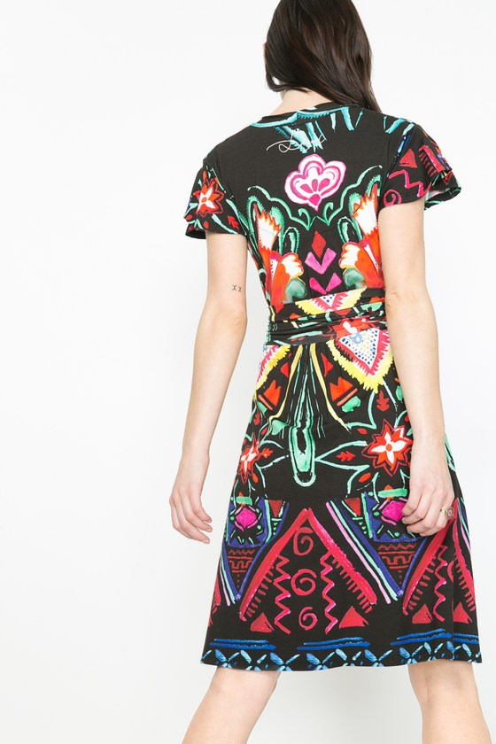Desigual CLEOPATRA dress. $149.95. Spring-Summer 2016.