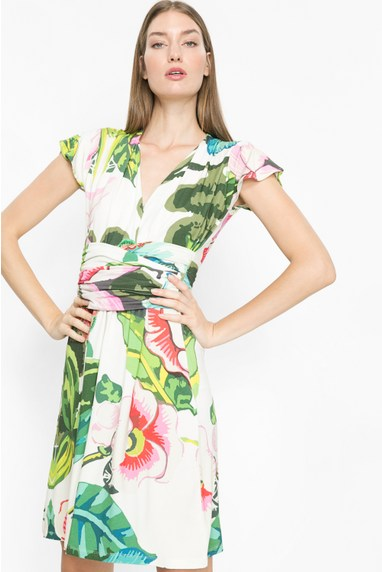 Coming soon: Desigual DANIEL dress. $149.95. Spring-Summer 2016.