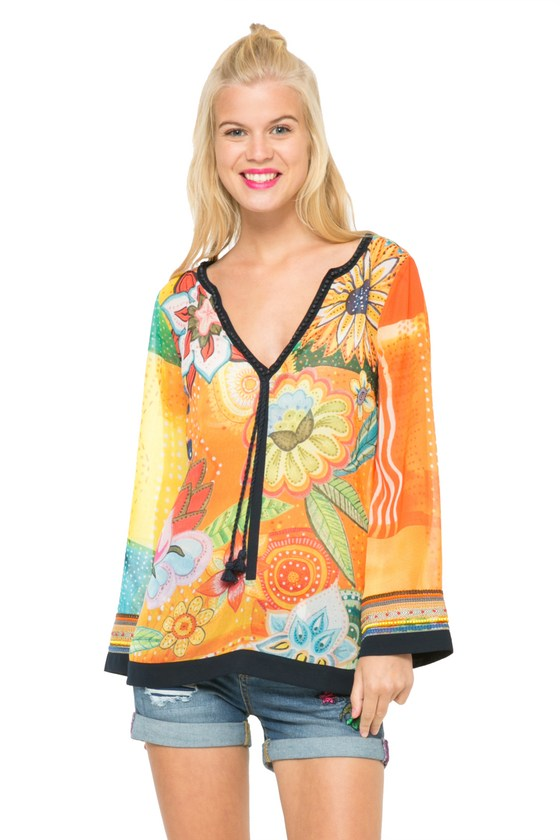 Desigual.MANDARINA.boho.blouse.$139.95.SS2016.61B23A3_7009