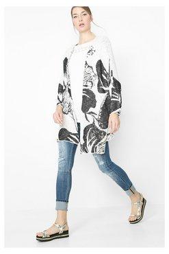 Desigual MYKONOS sweater. $179.95. Spring-Summer 2016.