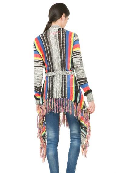Desigual SKY knittrd sweater. $169.95. Spring-Summer 2016.