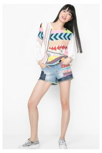 Desigual.ETHNIC.SUPER.SHORT.denim.shorts.SS2016.61D26E5_5007