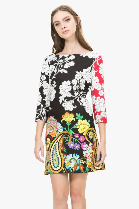 Desigual.CELSIUS.dress.$179.95.FW2016