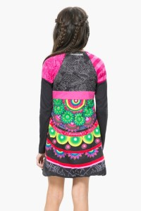 Back of Desigual TRIPOLI dress. $85.95.
