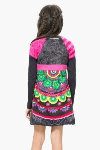 Back of Desigual TRIPOLI dress. $85.95.