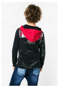 Desigual KYLO hoodie T-shirt. $69.95. FW2016. 67T3DF3