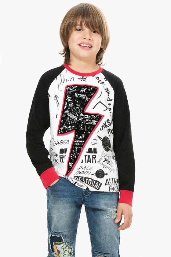Desigual JOANA T-shirt. $65.95. 67t36b7