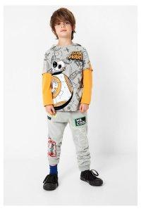 Desigual Star Wars DROID T-shirt for kids. $65.95. 67t3df0 Fall-Winter 2016.