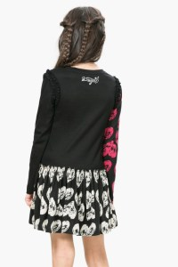 Desigual KAMPALA dress, back. $85.95.