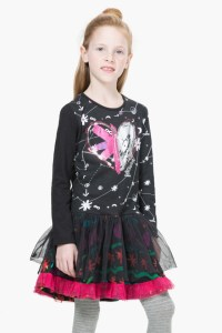 Desigual LANSING dress. $89.95. Fall-Winter 2016.