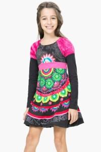 Desigual TRIPOLI dress. $85.95. Fall-Winter 2016.