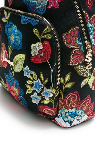 the best online store classic Desigual.LIMA.CARIBOU.backpack.bag.pattern.detail..$149.95 ...