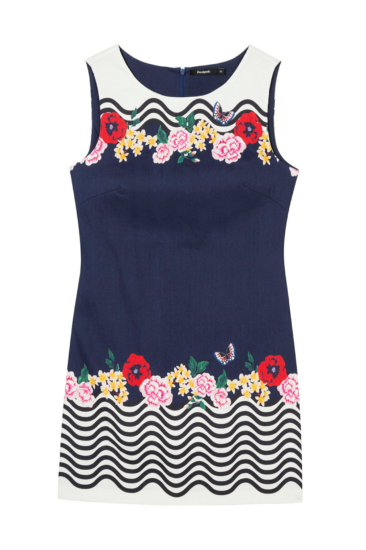 Desigual Womens Prudencia Sleeveless Dress