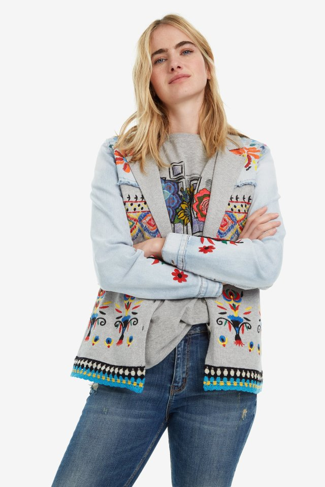 Desigual GINEBRA BARBARA blazer jacket SS2019