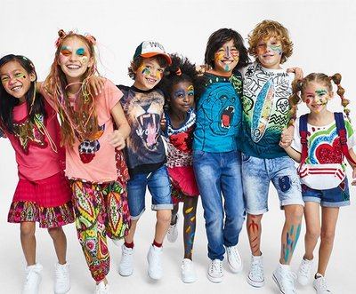 f72daa9d00 Desigual for kids: Spring 2019   angelvancouver
