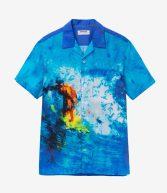 Desigual BOONE surfer shirt. $135.95. SS2019.