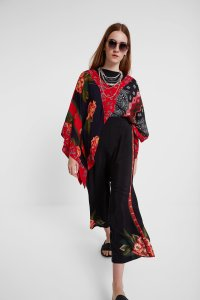 Desigual AMELIE palazzo trousers Fall-Winter 2019 collection