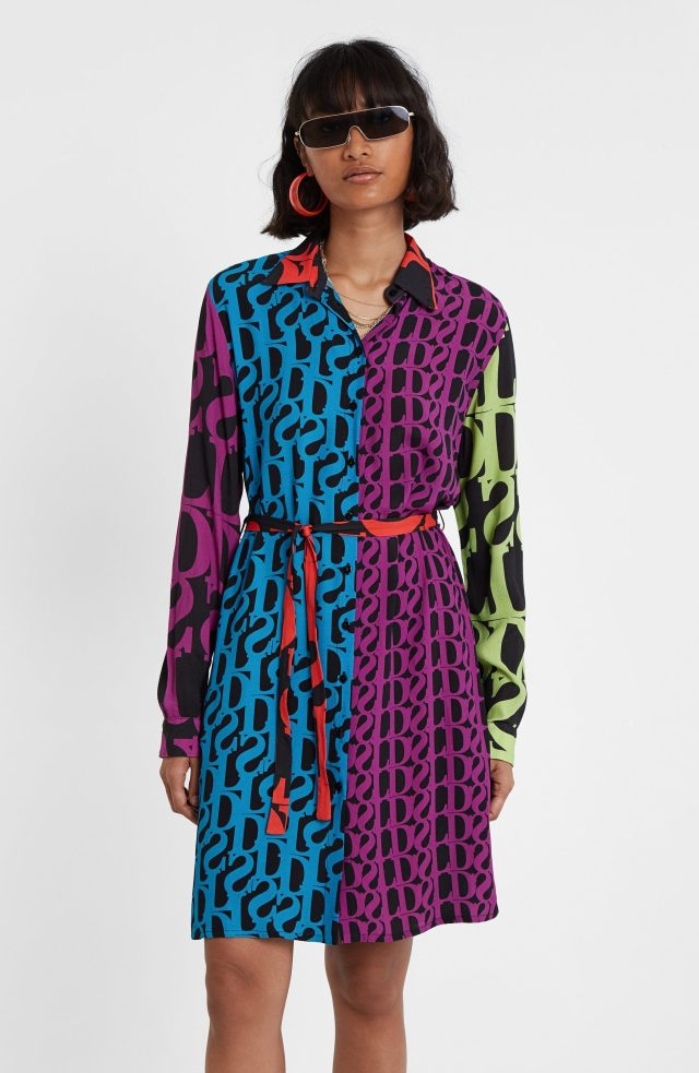 Desigual CASSIDIE dress by Christian Lacroix