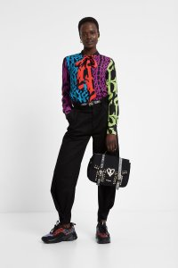 Desigual JANICE blouse by Christian Lacroix Fall-Winter 2019 collection