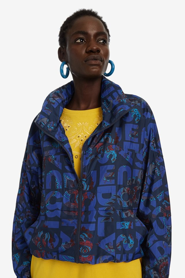 Desigual Lex sport jacket Fall 2019