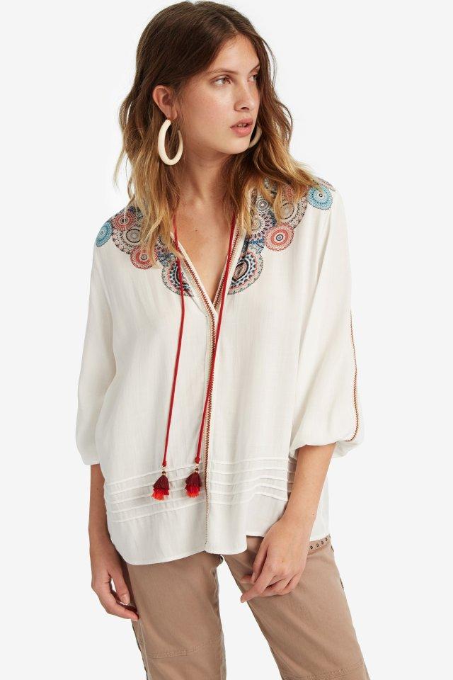 Desigual LUNA blouse FW2019.