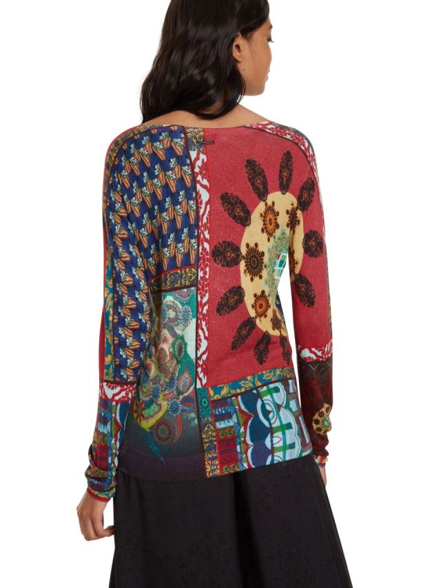 Desigual MICHELLE sweater FW2019.