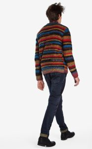 Desigual THEO sweater. $189.95. FW2019.