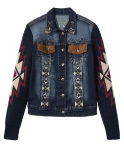 Desigual ESCOCIA denim jacket from Fall-Winter 2019