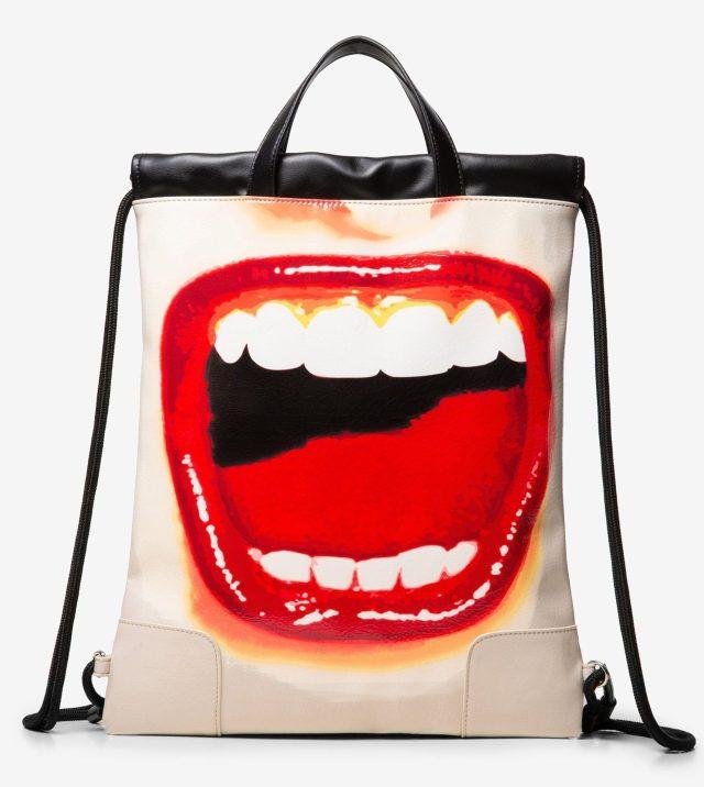 Desigual SPEAK UP backpack / computer bag