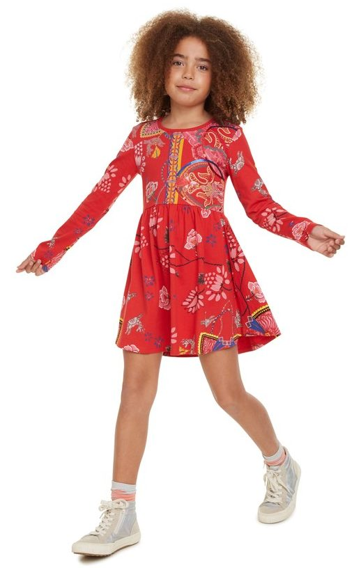 Desigual kids Ixtapaluca dress FW2019