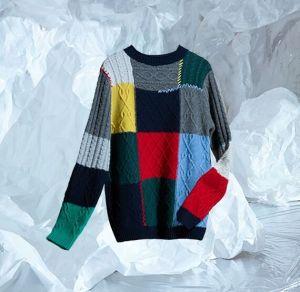Desigual ADOLFO sweater FW2019.