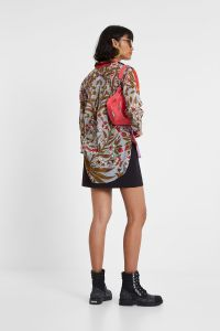 Desigual COPENHAGEN blouse by Christian Lacroix