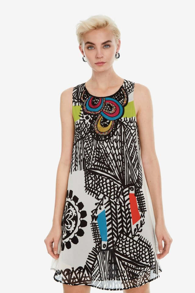 Desigual NATALIA dress by Christian Lacroix