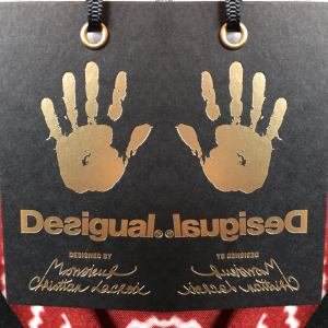 Desigual designed by Monsieur Christian Lacroix