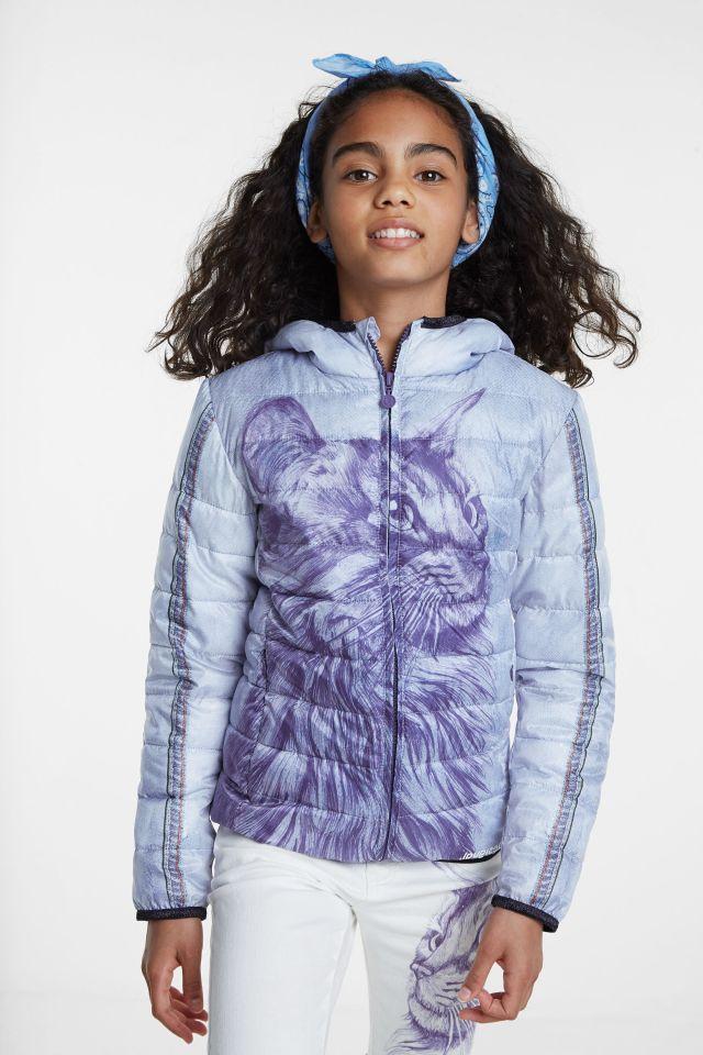 Desigual kids COMPOTA padded jacket SS2020