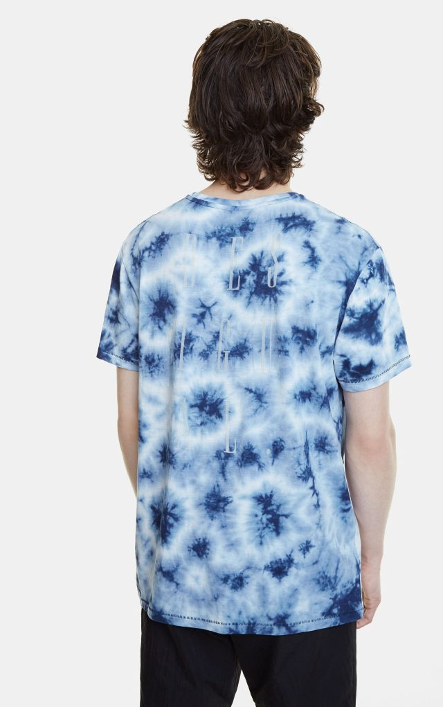 Desigual man JUDE hybrid patch T-shirt 2 SS2020