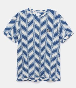 Desigual KELLY geometric T-shirt SS2020