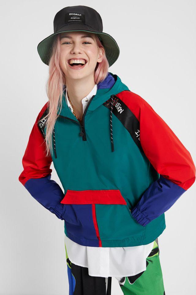 Desigual GWEN waterproof rain jacket SS2020