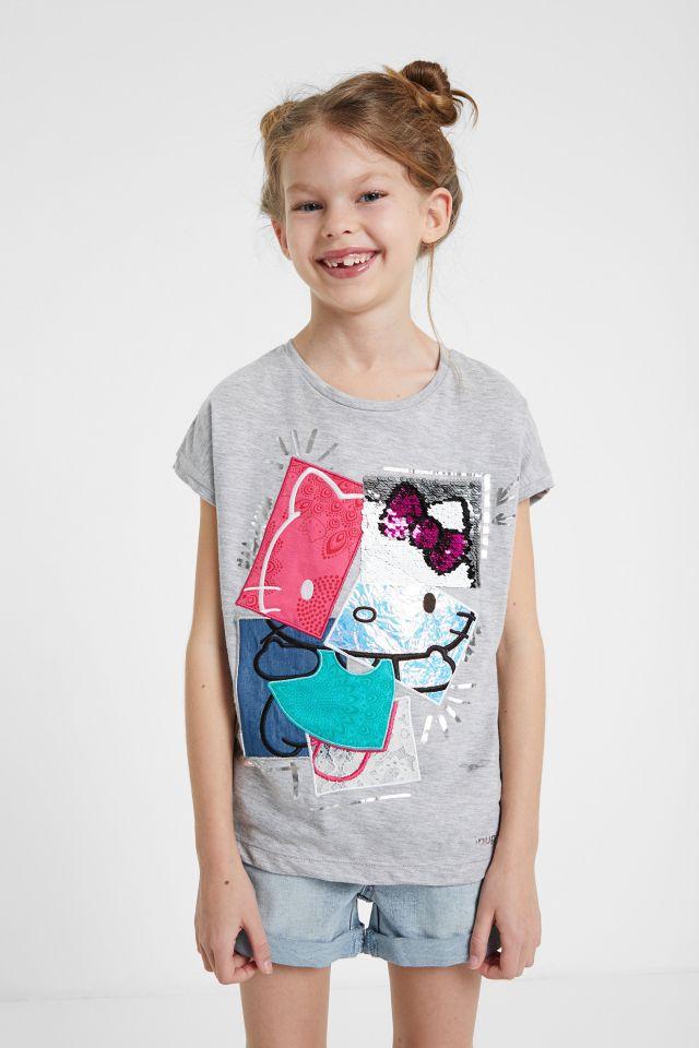 Desigual kids HELLO KITTY T-shirt SS2020